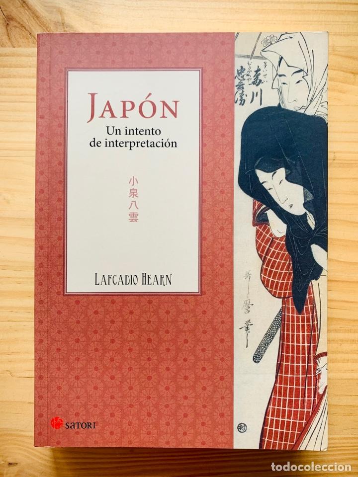 JAPÓN, UN INTENTO DE INTERPRETACIÓN (1º EDICIÓN) EDITORIAL SATORI (Libros Nuevos - Historia - Historia por países)