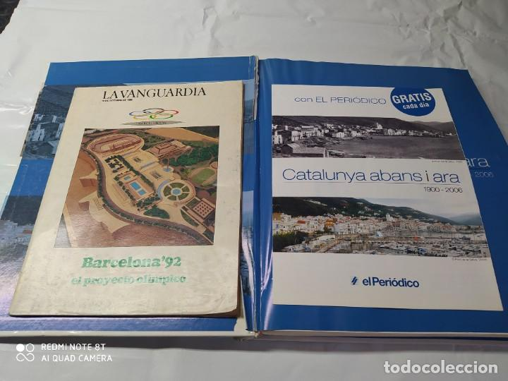 Libros: catalunya abans i ara - Foto 3 - 288133983