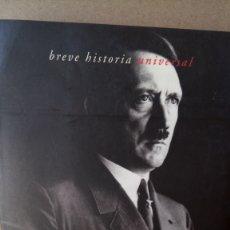 Libros: LIBRO HITLER Y EL HOLOCAUSTO. ROBERT S. WISTRICH. EDITORIAL MONDADORI. AÑO 2002.. Lote 288312183
