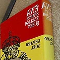 Libros: ENA, SPAIN'S ENGLISH QUEEN GERARD NOEL. Lote 293645028