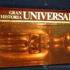 Libros: LA AMÉRICA PREHISPÁNICA, GRAN HISTORIA UNIVERSAL, EDICIONES NÁJERA. Lote 36050415