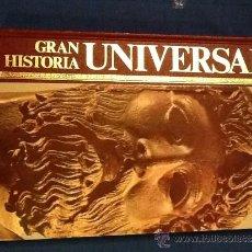 Libros: LA GRECIA CLÁSICA, GRAN HISTORIA UNIVERSAL, EDICIONES NÁJERA. Lote 36050511