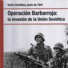 OPERACION BARBARROJA - RBA, BIBLIOTECA OSPREY - II GUERRA MUNDIAL N. 5 (PRECINTADO)