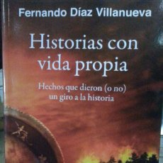 Libros: HISTORIAS CON VIDA PROPIA. Lote 97023711