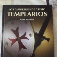 Libros: LOS GUERREROS DE CRISTO. TEMPLARIOS. HELEN NICHOLSON. OSPREY. 2011. RBA. Lote 159703713