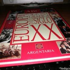 Libros: LIBRO HISTORIA GRÁFICA DEL SIGLO XX DE ABC. EUROPA. Lote 91841025