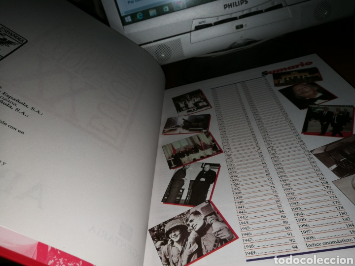 Libros: Libro Historia Gráfica del siglo XX de ABC. Europa - Foto 2 - 91841025
