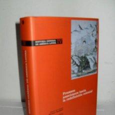 Libros: HISTORIA DE AMÉRICA LATINA VOL IV. PROCESOS COLONIALES.UNESCO. Lote 91955400