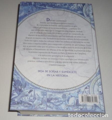 Libros: 365 Días Que Cambiaron El Mundo tapa dura - Foto 2 - 98045315