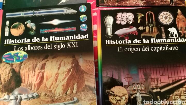 HISTORIA DE LA HUMANIDAD (Libros Nuevos - Historia - Historia Universal)