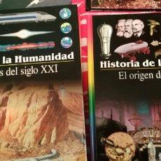 Libros: HISTORIA DE LA HUMANIDAD. Lote 101437512