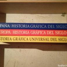 Libros: HISTORIA GRAFICA DEL SIGLO XX ABC. Lote 107697388