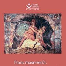 Libros: FRANCMASONERÍA. RITUAL DE GRADO MAESTRO. Lote 108766738
