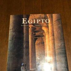Libros: EGIPTO. TEXTO MICHELE LASSEUR. FOTOS SYLVAIN GRANDADAM. Lote 112794739