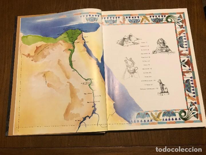 Libros: EGIPTO. TEXTO MICHELE LASSEUR. FOTOS SYLVAIN GRANDADAM - Foto 3 - 112794739