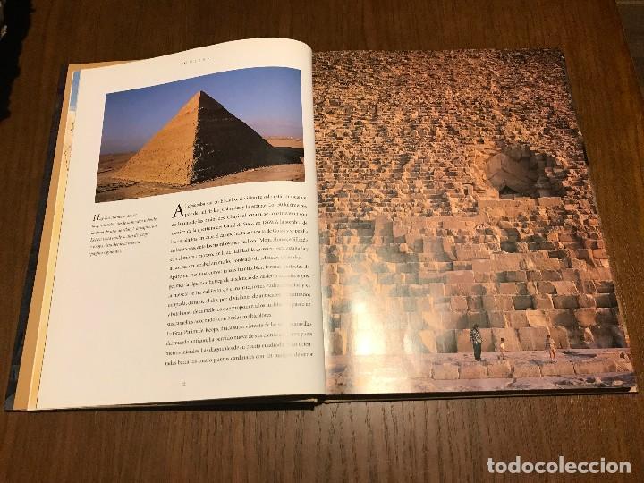 Libros: EGIPTO. TEXTO MICHELE LASSEUR. FOTOS SYLVAIN GRANDADAM - Foto 4 - 112794739