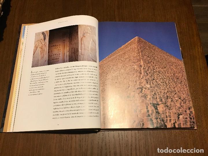 Libros: EGIPTO. TEXTO MICHELE LASSEUR. FOTOS SYLVAIN GRANDADAM - Foto 5 - 112794739