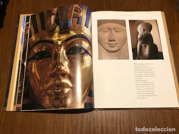 Libros: EGIPTO. TEXTO MICHELE LASSEUR. FOTOS SYLVAIN GRANDADAM - Foto 7 - 112794739