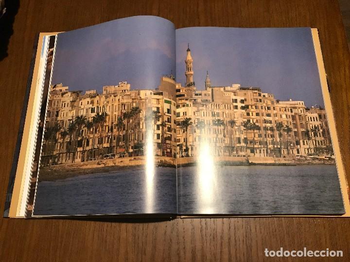 Libros: EGIPTO. TEXTO MICHELE LASSEUR. FOTOS SYLVAIN GRANDADAM - Foto 8 - 112794739