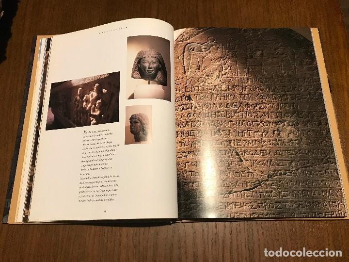 Libros: EGIPTO. TEXTO MICHELE LASSEUR. FOTOS SYLVAIN GRANDADAM - Foto 9 - 112794739