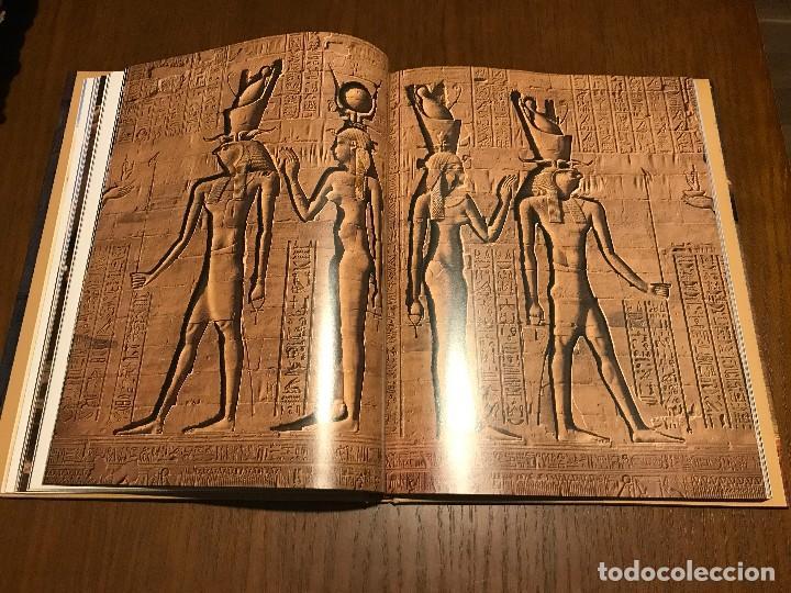 Libros: EGIPTO. TEXTO MICHELE LASSEUR. FOTOS SYLVAIN GRANDADAM - Foto 10 - 112794739