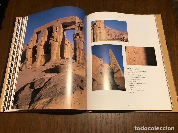 Libros: EGIPTO. TEXTO MICHELE LASSEUR. FOTOS SYLVAIN GRANDADAM - Foto 12 - 112794739