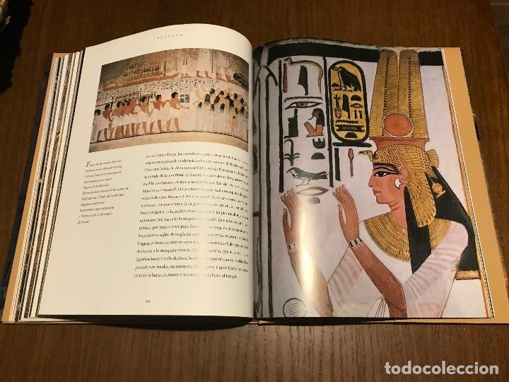 Libros: EGIPTO. TEXTO MICHELE LASSEUR. FOTOS SYLVAIN GRANDADAM - Foto 13 - 112794739