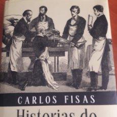 Libros: HISTORIAS DE LA HISTORIA. Lote 114807903