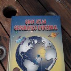 Libros: GRAN ATLAS GEOGRÁFICO UNIVERSAL EDICIÓN 1998 CULTURAL S.A.. Lote 118354424