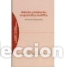 Libros: MÉTODOS PROBATORIOS EN GRAMÁTICA CIENTÍFICA BIBLIOTECA NUEVA. Lote 67910739