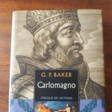 Libros: CARLOMAGNO GP BAKER. Lote 132560873