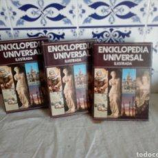 Libros: LIBROS TRES TOMOS HISTORIA ENCICLOPEDIA ILUSTRADA. Lote 134332314