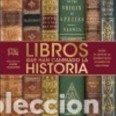 Libros: LIBROS QUE HAN CAMBIADO LA HISTORIA. Lote 135933591