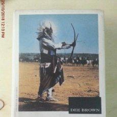 Libros: ENTERRAD MI CORAZON EN WOUNDED KNEE. Lote 138062986