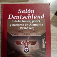 Libros: SALÓN DEUTSCHLAND DE WOLFGANG MARTYNKEWICZ. Lote 142132725
