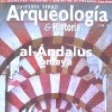 Libros: REVISTA DESPERTA FERRO. ARQUEOLOGÍA E HISTORIA, Nº 22. AL-ÁNDALUS OMEYA. Lote 142386286