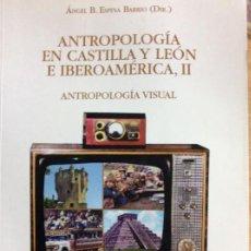 Libros: ANTROPOLOGÍA EN CASTILLA Y LEÓN E IBEROAMÉRICA 2. Lote 149866778
