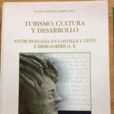 Libros: TURISMO, CULTURA Y DESARROLLO. Lote 149866970