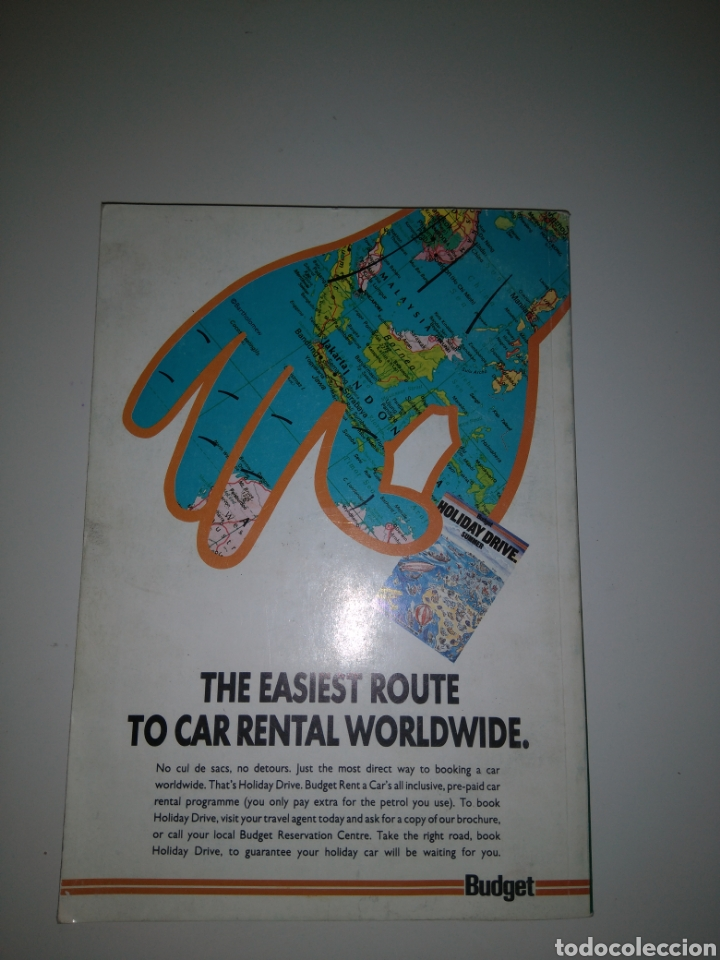 Libros: The British pavilion - Tourist guide - Expo 1992 - Foto 2 - 152206145