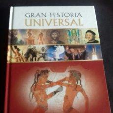 Libros: GRAN HISTORIA UNIVERSAL VOLUMEN 5 / GRECIA ARCAICA. Lote 196664633