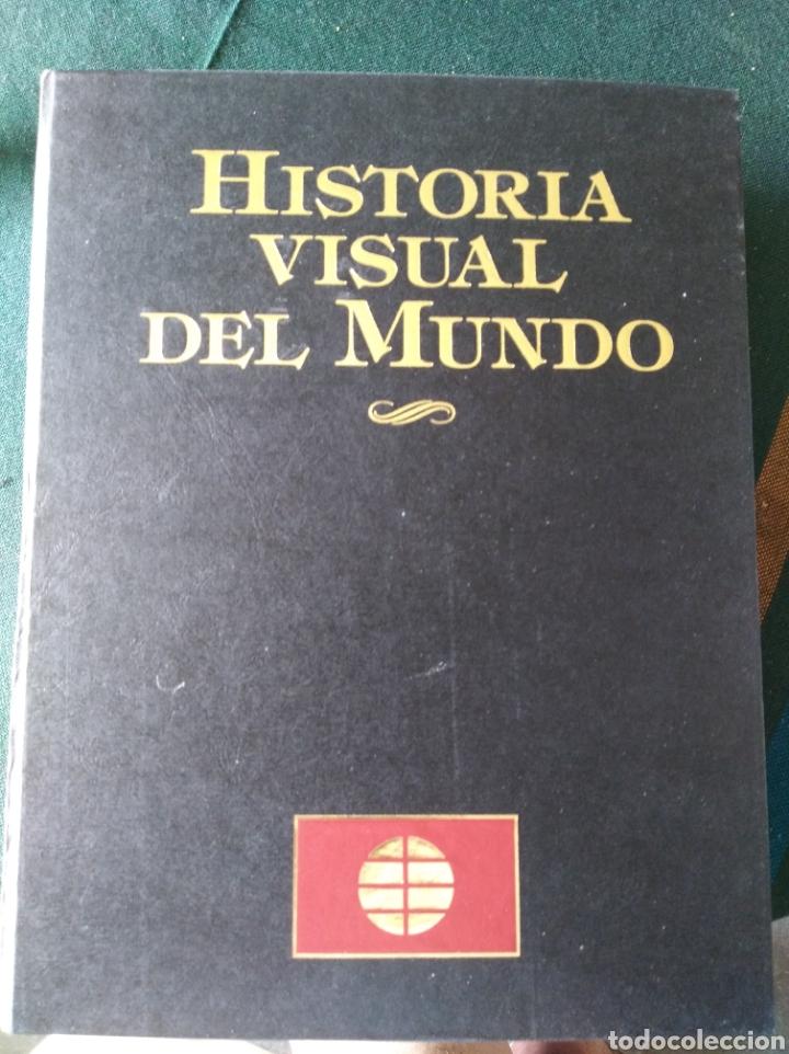 HISTORIA VISUAL DEL MUNDO (Libros Nuevos - Historia - Historia Universal)
