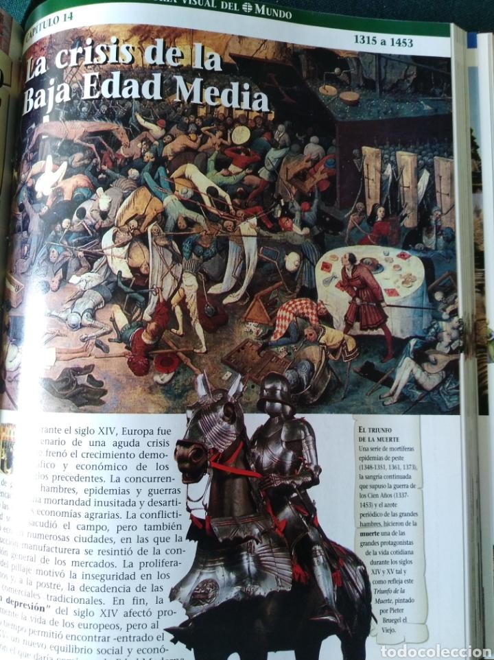 Libros: Historia Visual del Mundo - Foto 5 - 158396256