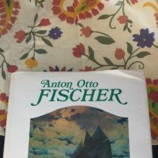 Libros: LIBRO DE BARCO ANTON OTTO FISCHER ESTA EN INGLÉS MARINE ARTIST. Lote 173492024