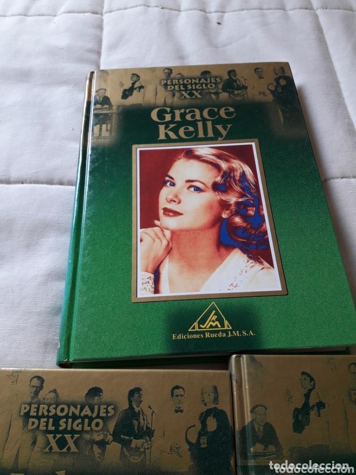 Libros: Libros. Personajes famosos. Biografias. Tapa dura - Foto 3 - 174009844