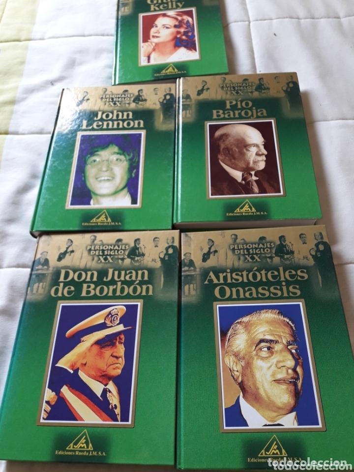 Libros: Libros. Personajes famosos. Biografias. Tapa dura - Foto 7 - 174009844