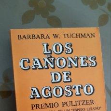 Libri: LOS CAÑONES DE AGOSTO (THE GUNS OF AUGUST). Lote 174912665