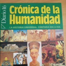 Libros: CRÓNICA DE LA HUMANIDAD. Lote 176912187