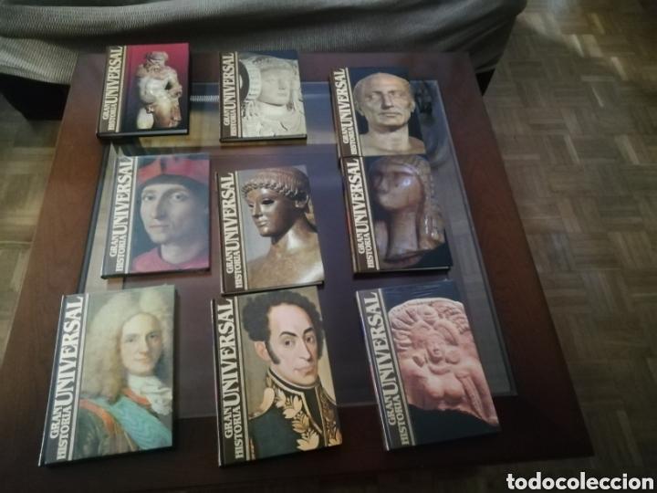 Libros: Colección gran historia universal. 33 volúmenes. 1994 - Foto 2 - 177846718