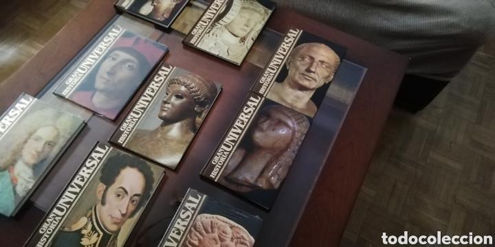 Libros: Colección gran historia universal. 33 volúmenes. 1994 - Foto 4 - 177846718