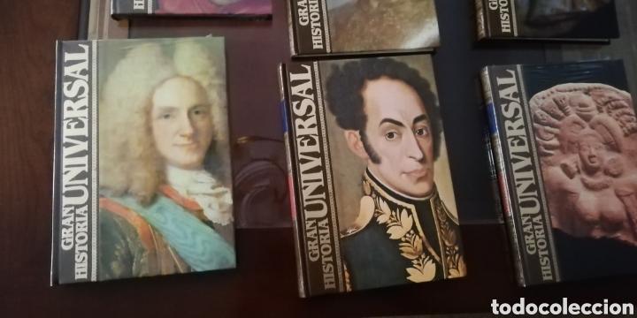 Libros: Colección gran historia universal. 33 volúmenes. 1994 - Foto 5 - 177846718